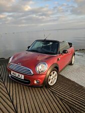 Mini Diesel Cooper D Convertible Full Years MOT  , 20 pounds year  ROAD TAX