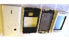 CARCASA funda Fascia Trasera de Batería para S.e Xperia X8 X8i E15i Blanco Reino Unido