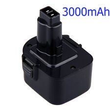 3000mAh 12V Battery For DEWALT DC9071 DE9037 DE9071 DE9072 DE9074 DE9075 12 Volt