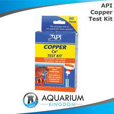 API Copper Test Kit Cu+ for Freshwater Saltwater Aquarium Fish Fresh Salt Water