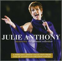 JULIE ANTHONY - MEMORIES : THE ULTIMATE COLLECTION CD ~ GREATEST HITS BEST *NEW*