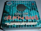 Full on Drum and Bass - 4 x CD set of Essential Rollin Beats