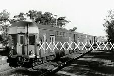 COMENG Diesel Powered 4 Car Suburban Train Photo CORRIMAL NSWGR Postage Discount