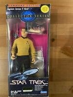 Playmates - Star Trek Collector Series - Command Edition - Captain James T. Kirk