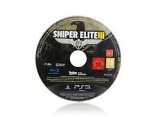 (R) PS3 Spiel SNIPER ELITE 3 - Scharfschütze Action-Shooter USK18 DEUTSCH