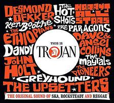 Trojan Reggae, Ska & Dub Import Music CDs