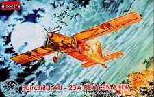 1/48 Aircraft Fairchild AU-23A Peacemaker  Roden 439 Plastic model kit