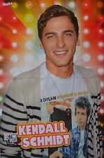 KENDALL SCHMIDT - A3 Poster (ca. 42 x 28 cm) - Big Time Rush Clippings Sammlung
