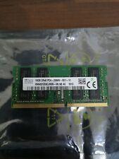 SK Hynix 16GB PC4-2400T RAM Stick SoDIMM laptop