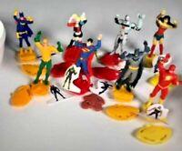 Komplettsatz Justice League 2020 DV412-DV419 aus Russland + ALLE BPZ