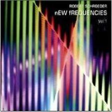 ROBERT SCHROEDER - NEW FREQUENCIES 1  CD NEU