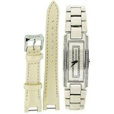 Raymond Weil Women's Quartz Watch With Cream Dial Analogue Display and Metal Str