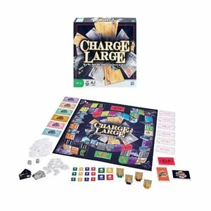 Family Board Game Charge Large Parker 2009 Brand New Sealed Age 12+ Buy & Sell!