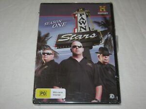 Pawn Stars - Season 1 - 2 Disc - Brand New & Sealed - Region 4 - DVD