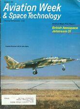 1983 Aviation Week & Space Technology Magazine: Yugoslav/Romanian IAR.93 Fighter