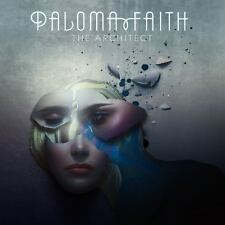 PALOMA FAITH THE ARCHITECT DELUXE CD (November 17th 2017)