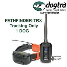 Dogtra Pathfinder TRX GPS Dog Tracking Bundle 9-Mile Expands To 21 Dogs