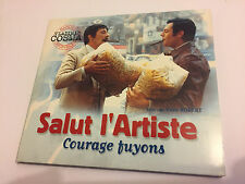 SALUT L'ARTISTE / COURAGE FUYONS (Vladimir Cosma) OOP Soundtrack Score OST CD NM