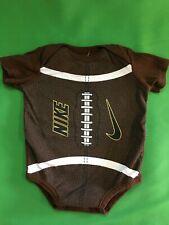 B452/80 American Football Nike Baby-Grow 3-6 months
