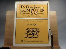 Dr Dobb's Journal of Computer Calisthenics Orthodontia Apple Tiny Basic 6502