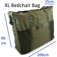 Bedchair Bag XL Deluxe Padded Super Sized Wideboy Carp Fishing Carry Bag NGT