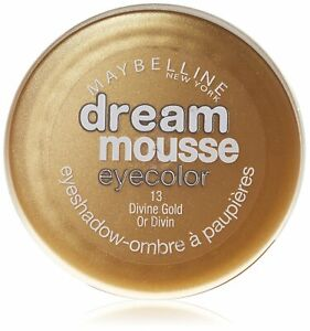 Maybelline Dream Mousse Eye Colour ASSORTED COLOURS Free Postage