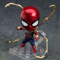 Nendoroid 1037 Avengers: Infinity War Iron Spider Acción Figura Juguete 10cm