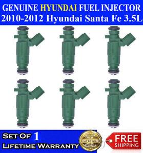 6x OEM Fuel Injectors for 2003-2006 Hyundai Santa Fe 3.5L 3.5 V6 2004 2005