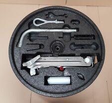 """Audi TT MK1 18"""" Spare Wheel Tool Kit with Storage Foam & Lid 8N0 012 109 K"""
