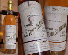 1996er Chateau La Tour Blanche-Sauternes-Gnam-gnam ***