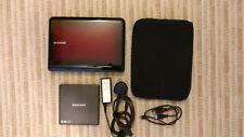 SAMSUNG N220 Netbook Laptop. Windows 7. 1GB Memory, 200GB Disk external DVD