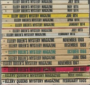Ellery Queen's Mystery Magazine (1966 - 1974)