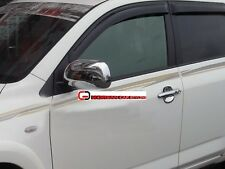 For Toyota Rav 4 2006 - 2013 Chrome Wing Mirror Covers Trim Set