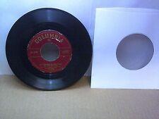Old 45 RPM Record - Columbia 4-39657 - Les Compagnons de la Chanson -Three Bells