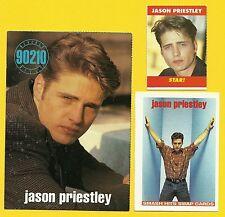 Jason Priestley Fab Card Collection Brandon Walsh Beverly Hills, 90210 C
