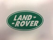 2x Land Rover Sticker. Discovery, Freelander, Defender, Other Colour Options