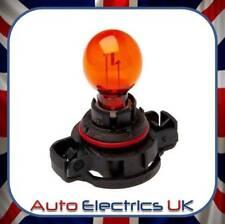 NEW Amber Orange Single Bulb 12V 24W PG20/4 Replacement Indicator Car Lamp Bulb