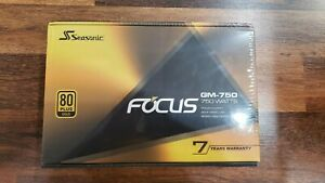 Sea Sonic SSR750FM 750W 80 Plus Gold 12V Power Module
