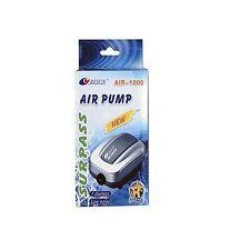 Resun Air 1000 Durchlüfterpumpe Luftpumpe Membranpumpe