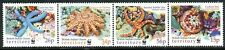 301 - British Indian Ocean Territory - Starfish - WWF - MNH Set