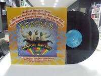 The Beatles LP Spanisch Magical Mistery Tour 1986 Klappcover Tecnifon