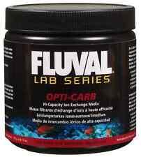 Fluval LAB Series  OPTI-CARB 175gr. für 200Liter Süß- & Meerwasser