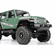 Pro-Line Jeep Wrangler Rubicon Unlimited Unpainted Body For Axial SCX10 - PL3336