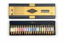 Mijello Mission Gold Class MWC-7024 Watercolor 7ml 24color Set Painting Art