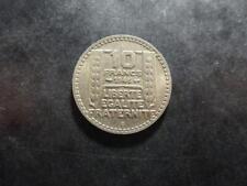 Turin - 10 Francs - 1946 B - Rameaux longs