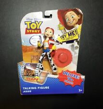 "JESSIE Disney Toy Story 3 7"" inch Deluxe Talking Movie Figure 2010"