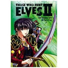 THOSE WHO HUNT ELVES II VOLUME 2 VOL 2 STILL STRIPPING AFTER ALL THESE YEARS DVD