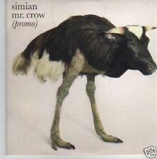 (306P) Simian, Mr Crow - DJ CD