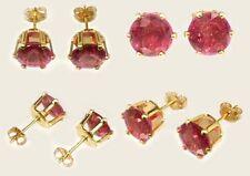 19thC Antique 4¾ct+ Peach Pink Sapphire Ancient King Solomon 10 Commandments Gem