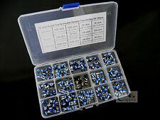 15value Variable Resistor Trim Pot Potentiometer Single Turn Box Kit 150pcs